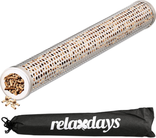 BBQ smokertube RVS
