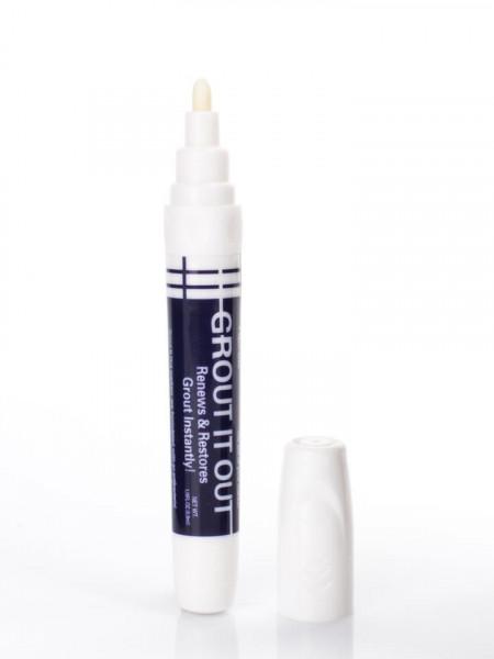 Voegenstift / voegenmarker - wit