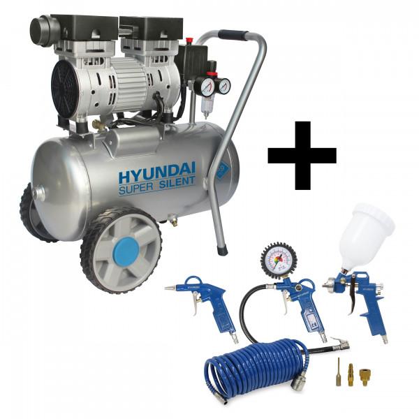 Hyundai 59dB compressor 24L deluxe