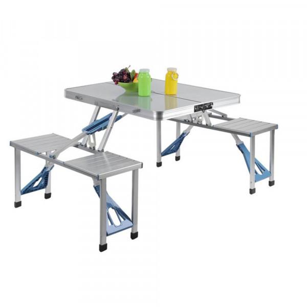 NordFalk aluminium picknicktafel