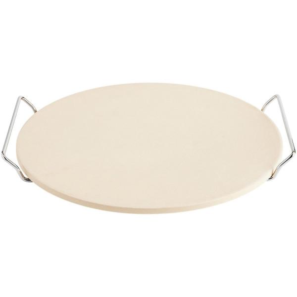 Nonna pizzasteen Ø30,5cm 600 graden